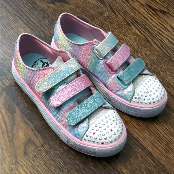 Skechers Shoes   Twinkle Toes With